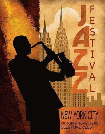 Jazz in New York, 1962