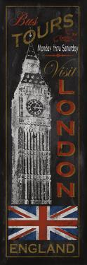 London Tours by Conrad Knutsen