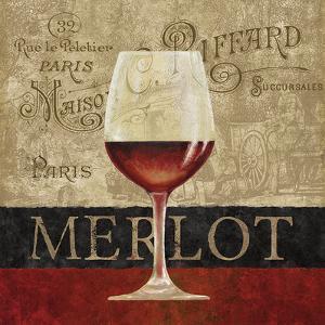Merlot by Conrad Knutsen