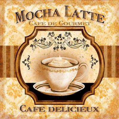 Mocha Latte by Conrad Knutsen
