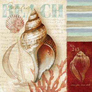 Pacific Beach by Conrad Knutsen