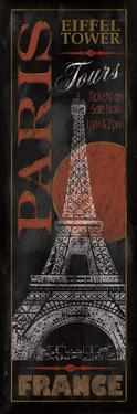 Paris Tours by Conrad Knutsen