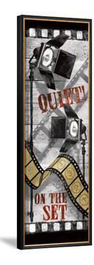 Quiet on the Set by Conrad Knutsen
