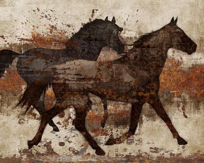 Running Free I by Conrad Knutsen
