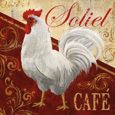 Soliel Cafe by Conrad Knutsen