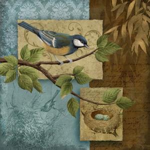 Spring's Treasures I by Conrad Knutsen
