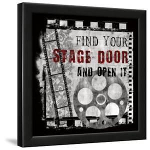 Stage Door by Conrad Knutsen
