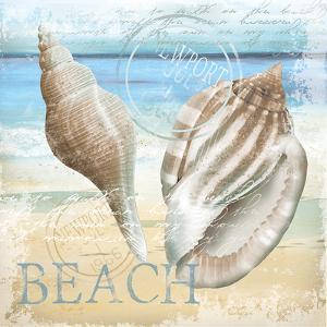 The Beach by Conrad Knutsen