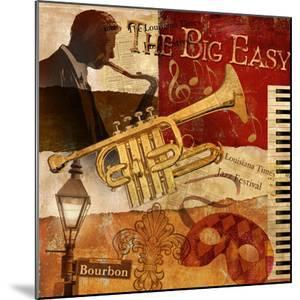 The Big Easy by Conrad Knutsen
