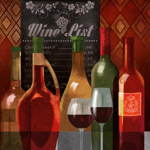 The Wine List II by Conrad Knutsen