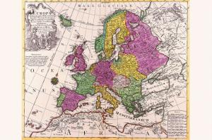 Europe by Conrad Lotter