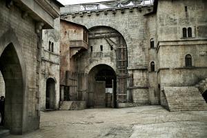 Medieval Castle by conrado