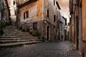Old Italian Village by conrado
