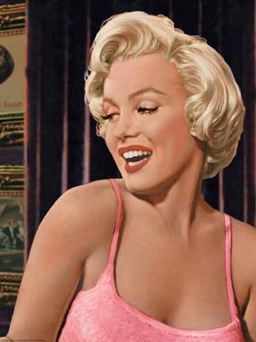 Marilyn's Call by Consani Chris