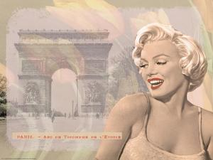 Marilyn Triomphe by Consani Chris