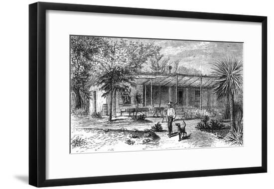 Considerant's Home--Framed Giclee Print