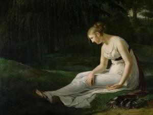 Melancholy by Constance Marie Charpentier