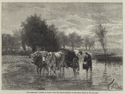 The Water-Cart