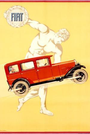 Fiat by Constant Le Breton