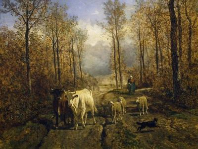 Returning from Pasture, 1860