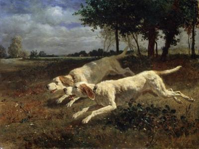Running Dogs, 1853