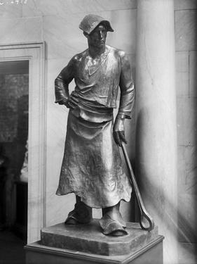 The Hammerman, 1884 by Constantin Emile Meunier