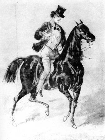A Dandy, 19th Century
