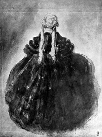 Study of a Lady, 19th Century