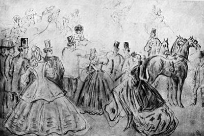 The Promenade, 19th Century