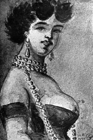 Woman, 19th Century