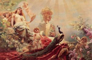 The Toilet of Venus by Constantin Makowsky