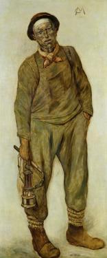 Miner by Constantin Meunier