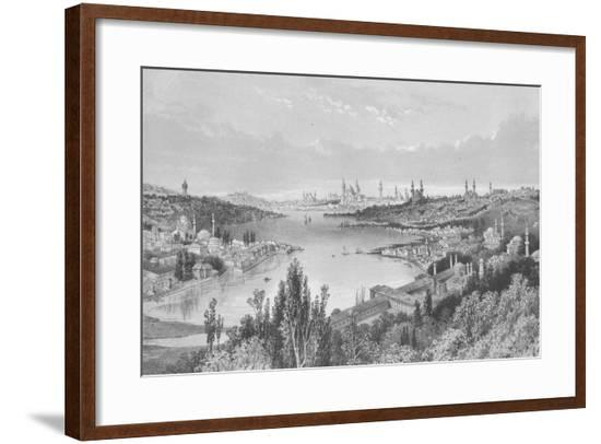 'Constantinople', c19th century-McFarlane and Erskine-Framed Giclee Print
