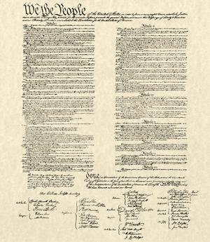 Constitution Document