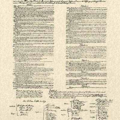 Constitution Document