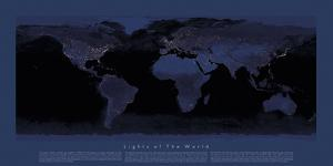 Lights Of The World by Contemporary Photography