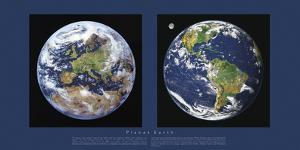 Planet Earth by Contemporary Photography