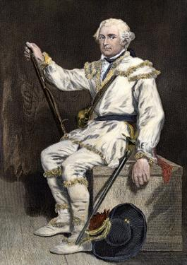 Continental Army General Daniel Morgan During the Revolutionary War