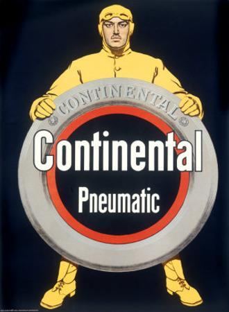 Continental Pneumatic Tire