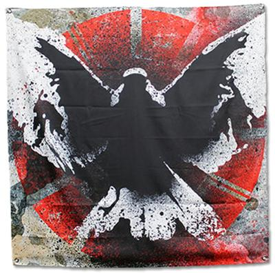 Converge No Heroes Flag
