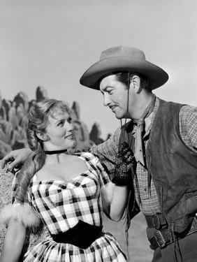 Convoi by Femmes WESTWARD THE WOMEN by William A Wellman with Denise Darcel and Robert Taylor, 1951