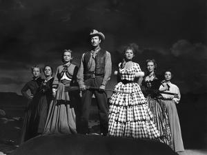 Convoi by Femmes WESTWARD THE WOMEN by William A Wellman with Renata Vanni, Robert Taylor, Denise D