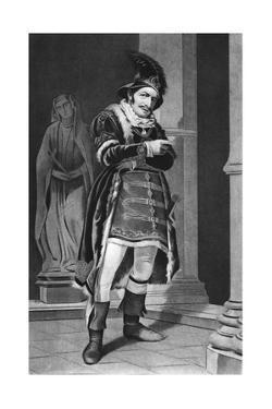 Cooke as Richard III