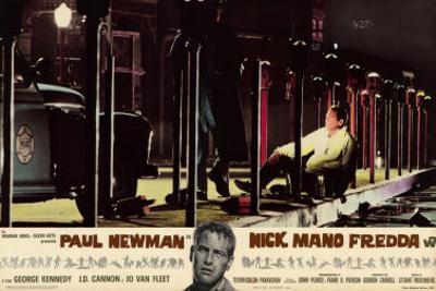 Cool Hand Luke, Italian Movie Poster, 1967