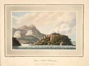 Pigeon Island, Martinique, Illustration from 'An Account of the Campaign in the West Indies' by… by Cooper Willyams