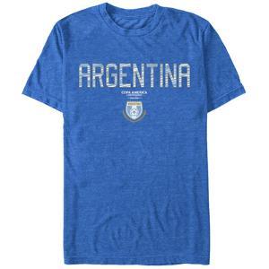 COPA America- Argentina Flag Shield