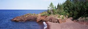 Copper Harbor, Lake Superior, Michigan, USA