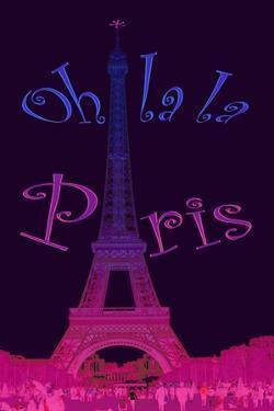 Oh La la Paris by Cora Niele