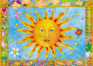 Sun and Moon by Cora Yee