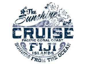 Coral Coast - Grunge Artwork